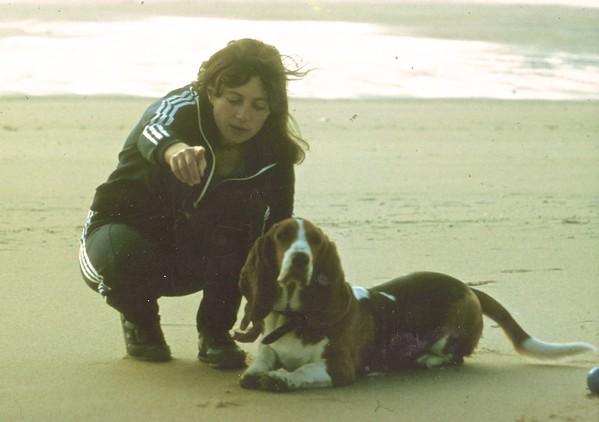 Dunnet Beach 1982