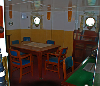 Captain's Day Cabin